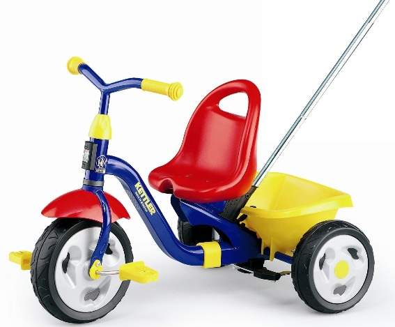 kettler kettrikes and ride on toys